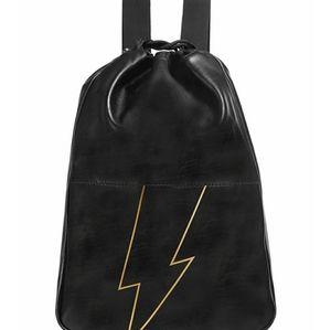 Carolina Herrera leather backpack